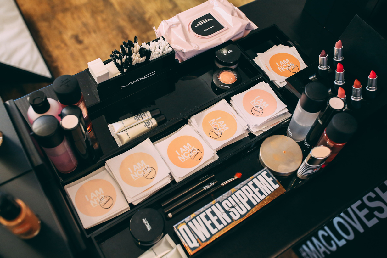 M.A.C  STUDIO FIX POP-UP CAFÉ M.A.C STUDIO FIX FLUID FOUNDATION  Elephant Grounds Causeway Bay Fashion walk foundation makeup cosmetics