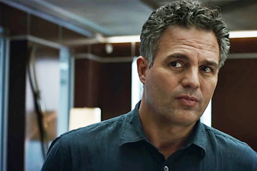 mark ruffalo avengers endgame captain america spoiler