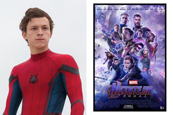 為防止蜘蛛俠 Tom Holland 劇透,Marvel 竟然用上這些極端方法!