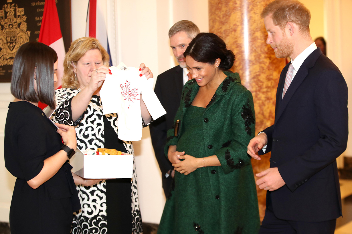 Meghan Markle and Prince Harry had received lots of gifts