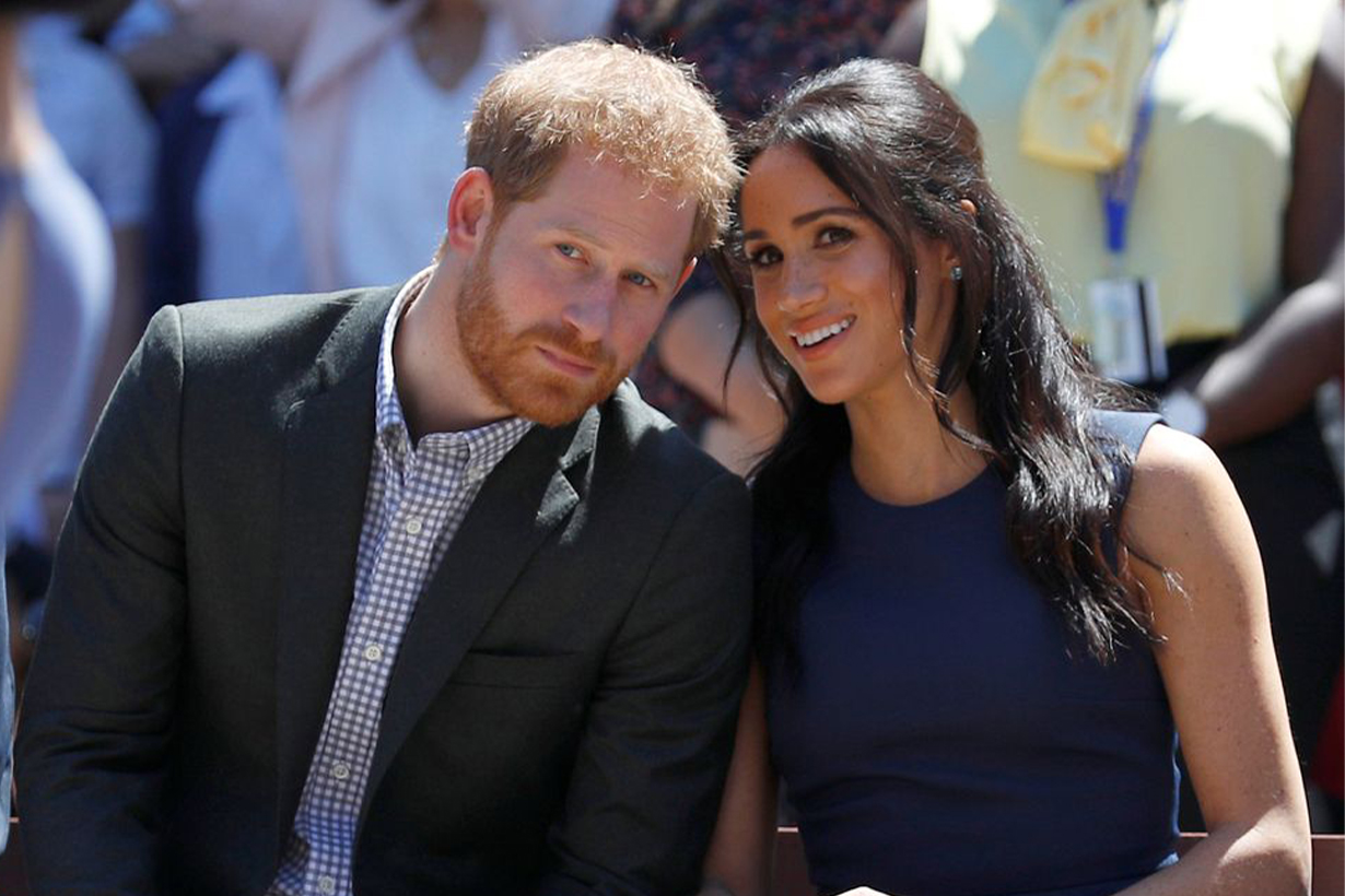 Meghan Markle and Prince Harry Just Started Their Own Instagram Account