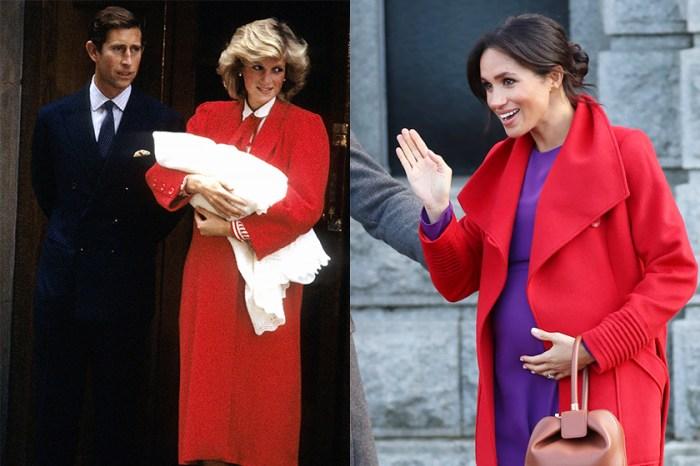 打破 40 年傳統:王室發聲明證實,梅根產子將會保持「秘密」!