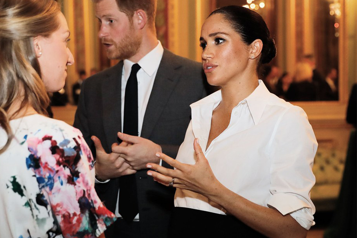 Meghan Markle Has Been Causing