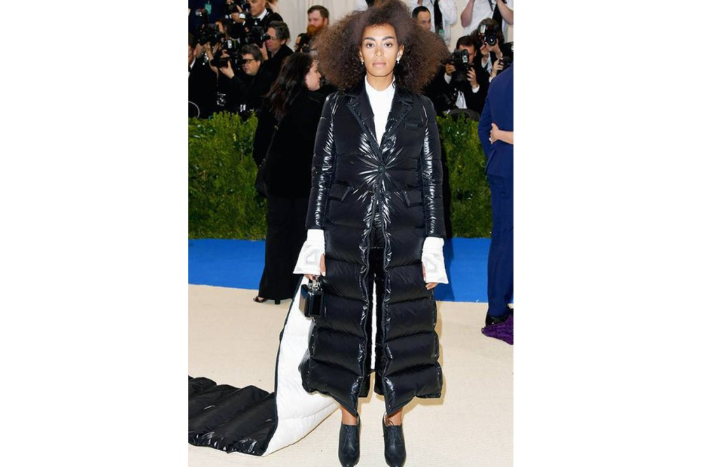 Solange Knowles Met Gala Look 2017