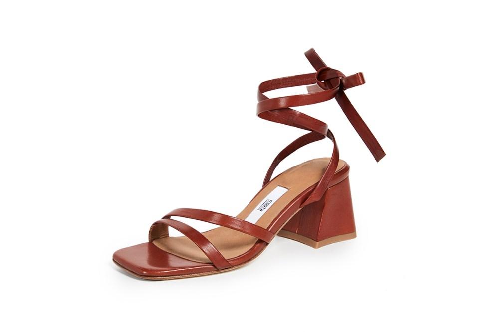 Miista Quima Laceup Sandals