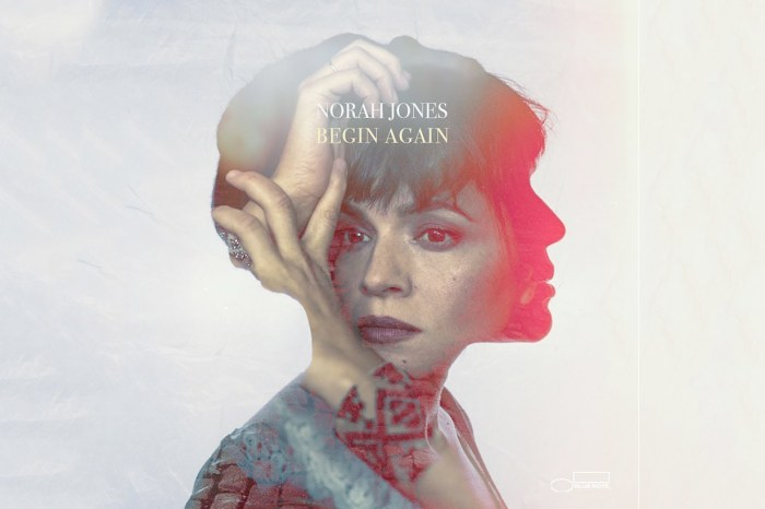 渡過一個沒有計劃的週末,只沈浸在 Norah Jones 的新專輯《Begin Again》