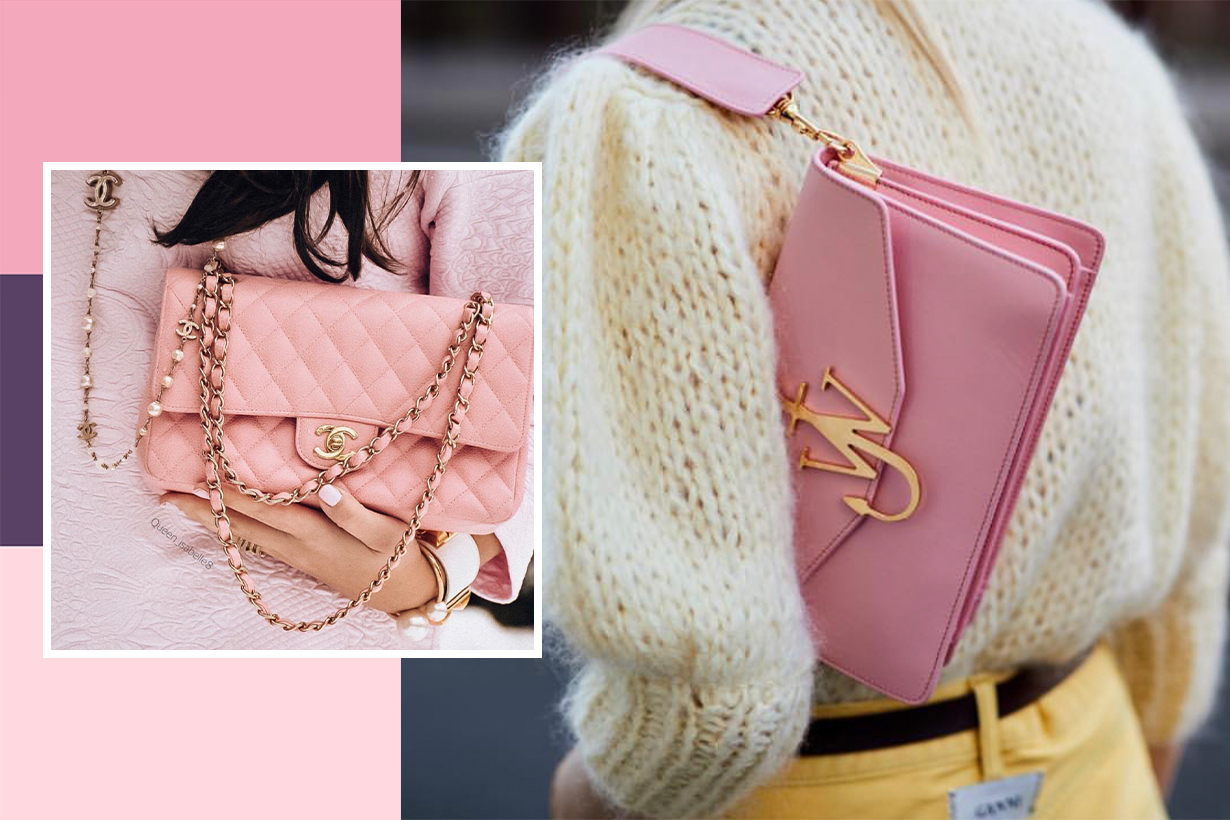 7 Reiwa Color Handbags from Famous Fashion Brand