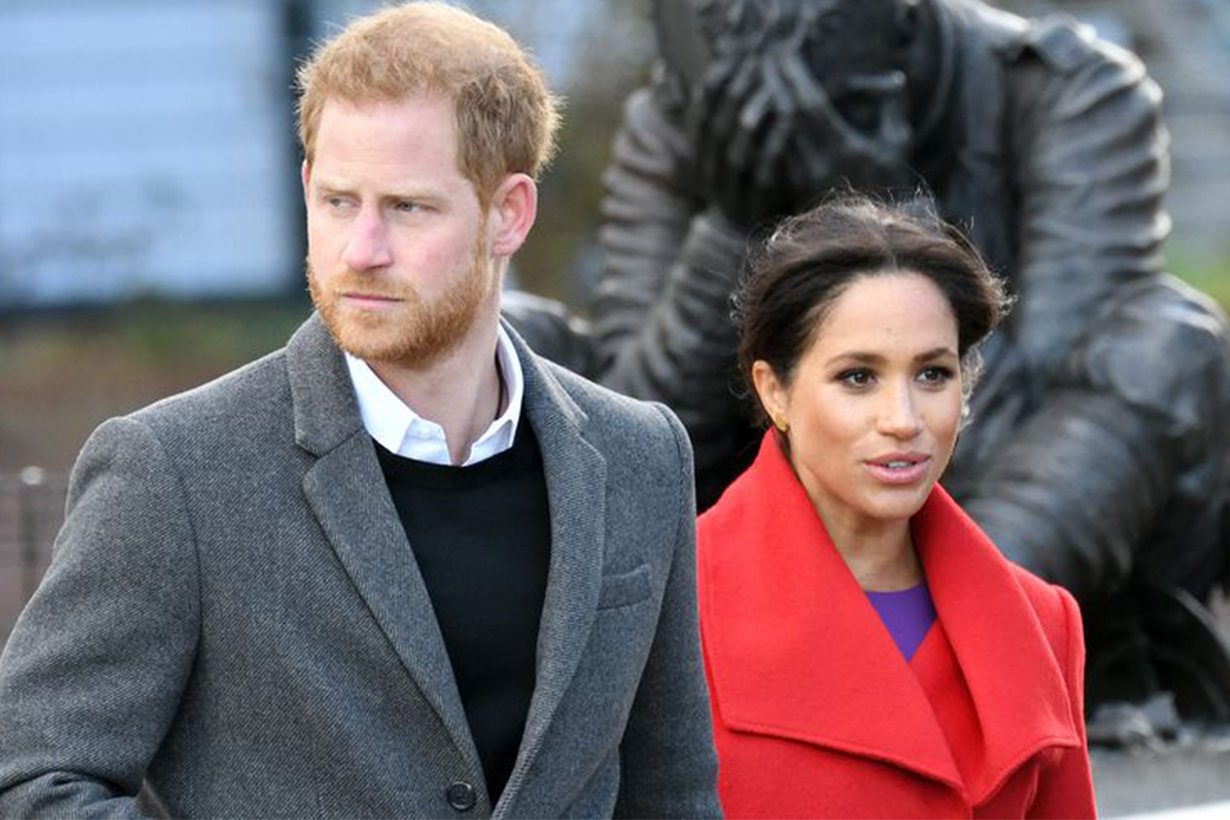 Prince William Reportedly Thought Prince Harry and Meghan Markle's Relationship Was Moving Too Fast