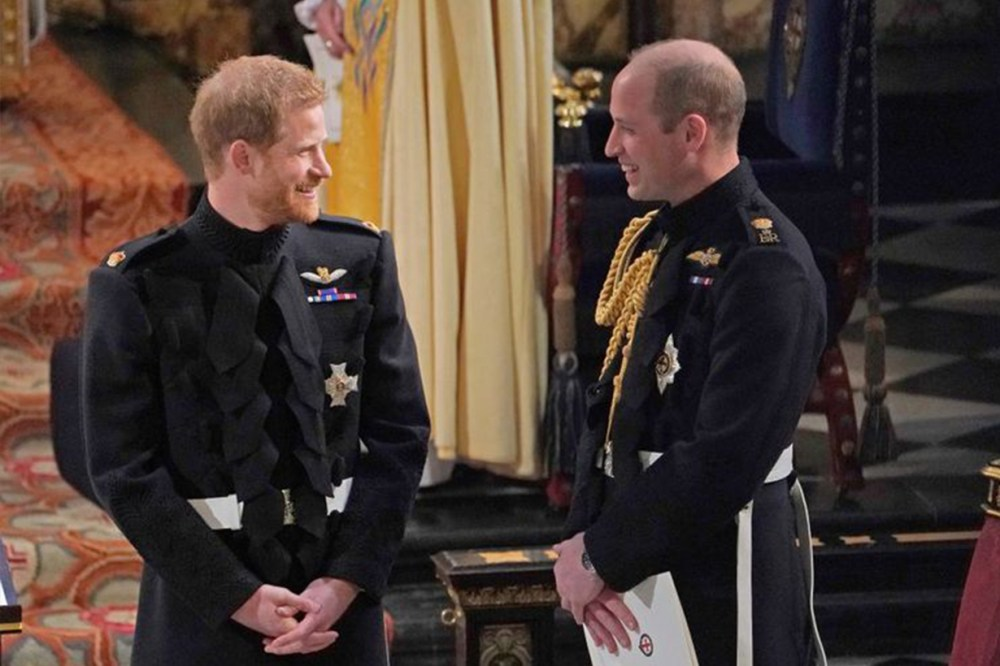 Prince Harry Prince William Brother Relationship