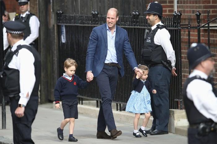 喬治和夏洛特何時才知道他們是皇室成員?威廉王子這樣說!