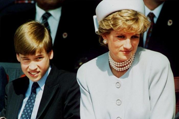 戴妃當年如何向威廉王子解釋離婚?字字令人鼻酸:這段婚姻中有三個人