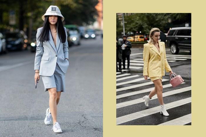 西裝控筆記:誰說夏天不能穿正裝?跟著街頭穿搭達人「換上」這件單品!