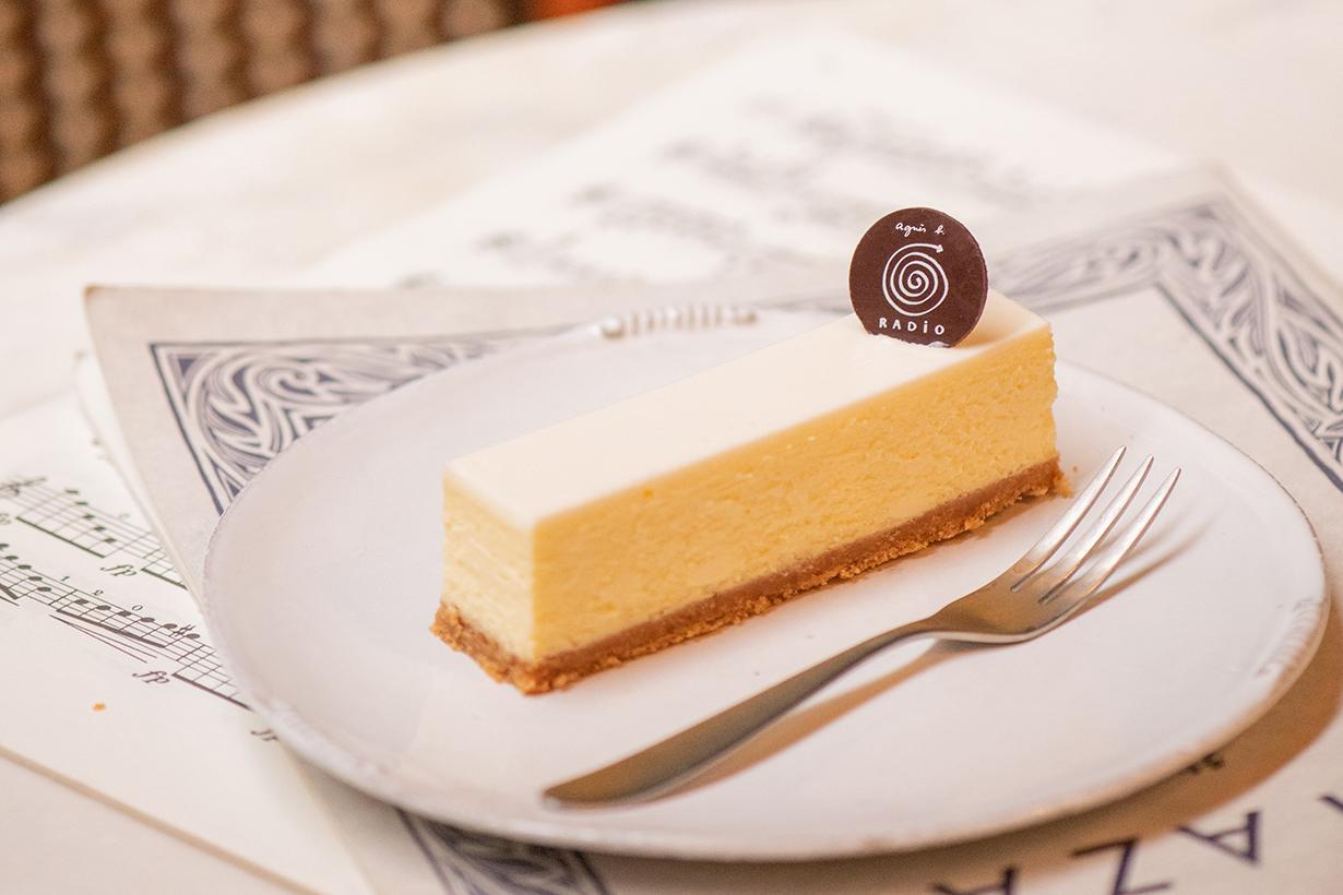 agnès b. Radio agnès b. CAFÉ Cake