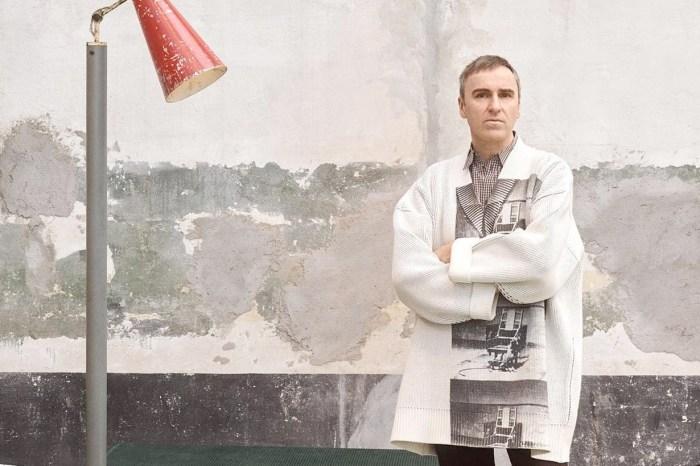 Raf Simons 第一家設計 Café 落腳米蘭:「我從來不只將自己定義為時裝設計師」
