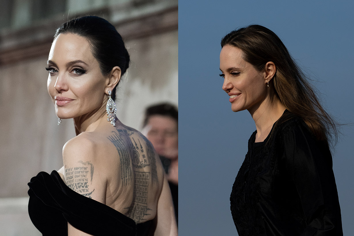 Angelina Jolie rule out running for office