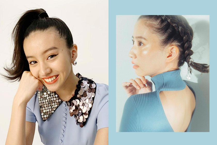 Kōki Mayuko Kawakita ViVi cover