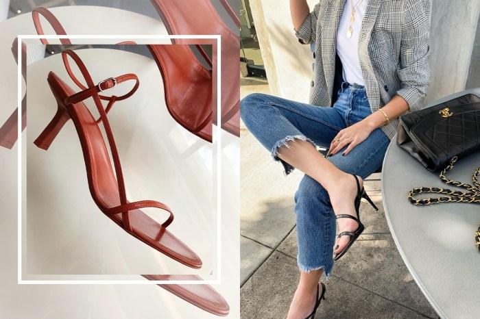 涼鞋不一定等於隨便!IG 女生提升造型好感度全靠這 5 款輕奢華涼鞋
