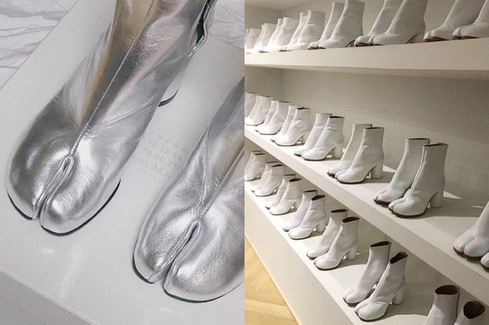 在過了 20 年後:為何 Maison Margiela 這雙「醜鞋」突然大賣,甚至造成一雙難求?