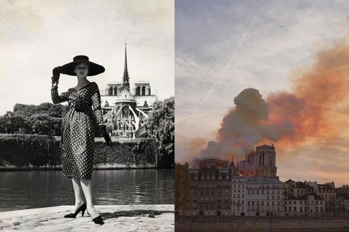 背後是這個原因:面對巴黎聖母院被大火吞噬,為什麼時尚界全力投入鉅額救援金?