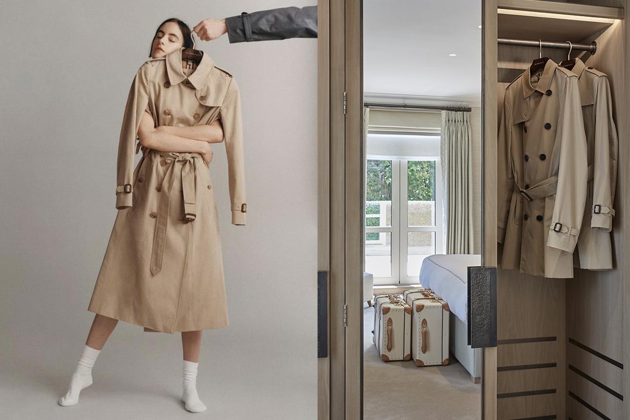 burberry Trench Coat design