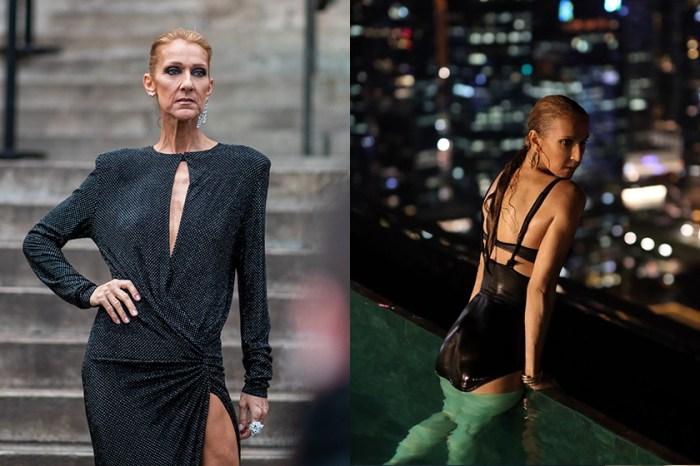 出道 40 年,Celine Dion 首次成為美妝品牌大使:「從沒想過會有這一天, 還是在我 51 歲時。」