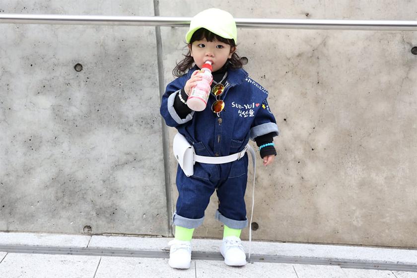 seoul fashion week 2019 fashionable kids streetsnaps