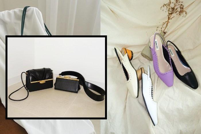 趁還沒有很多人知道趕快入手,這個韓國品牌的手袋與鞋子都超美!