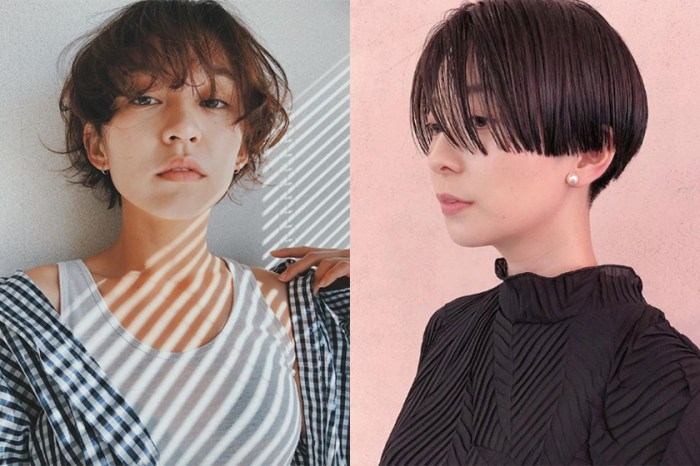 清爽又有個性:向日本女生偷師,屬於短髮的季節要來了!