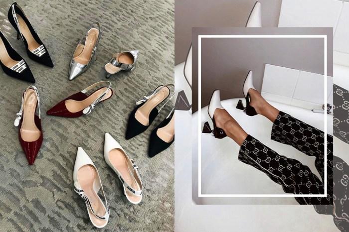錯過了肯定會後悔!IG 女生今季時尚造型絕不能少了這 3 款鞋