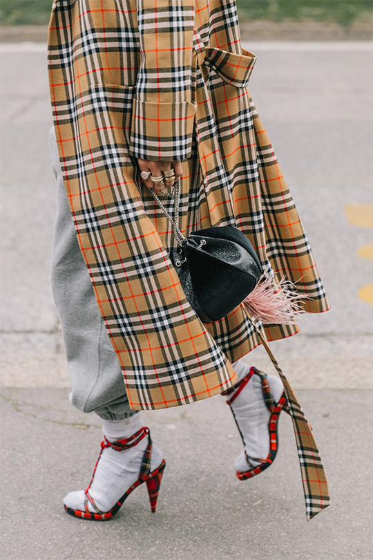 2019 shoe trend strappy sandals floss heels street style