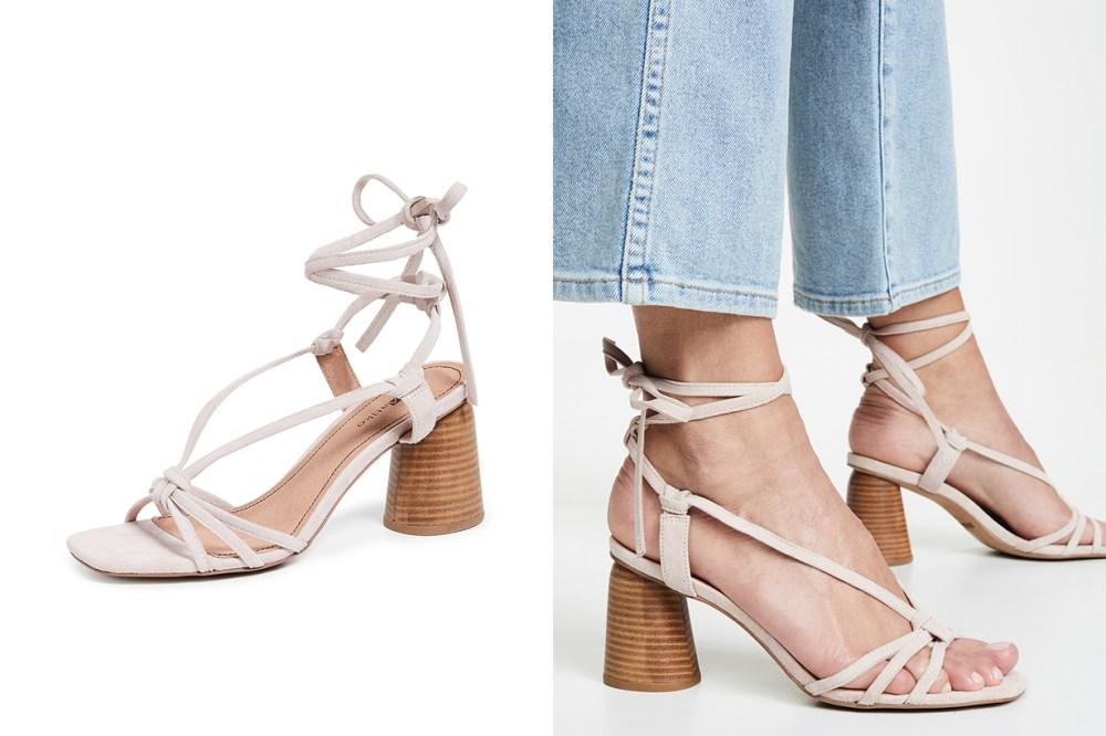 matiko strappy sandals