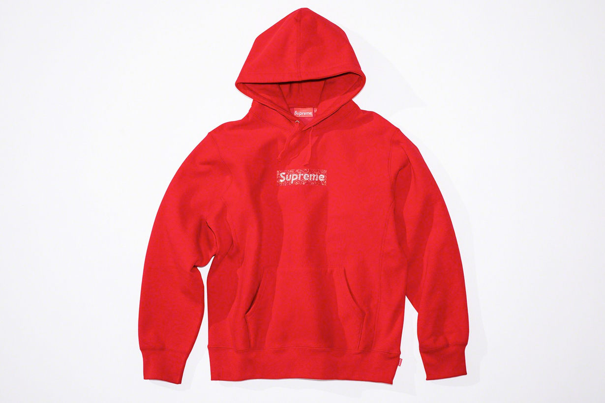 supreme swarovski 2019 ss limited edition collaboration