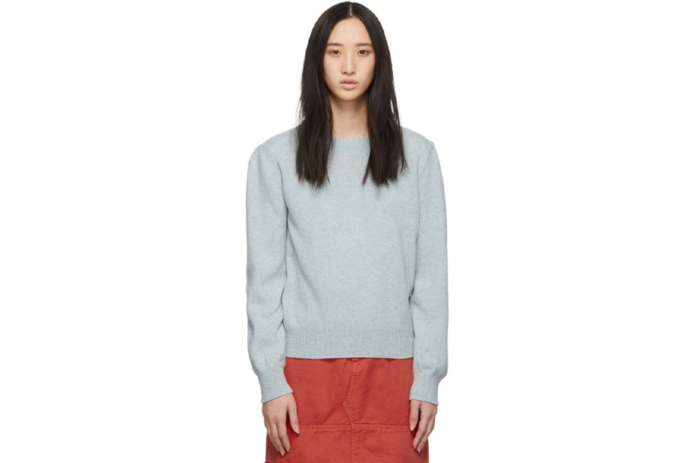 a.p.c sweater
