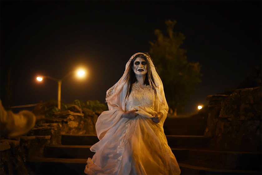 The Curse of La Llorona connet with the conjuring james wan easter eggs