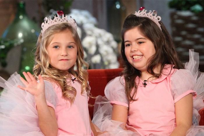 還記得登上《Ellen Show》的她們嗎?7 年後已經長大成這個樣子了!