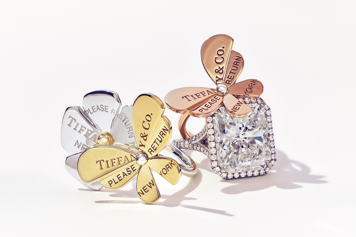 Tiffany & Co. Return to Tiffany® Love Bugs