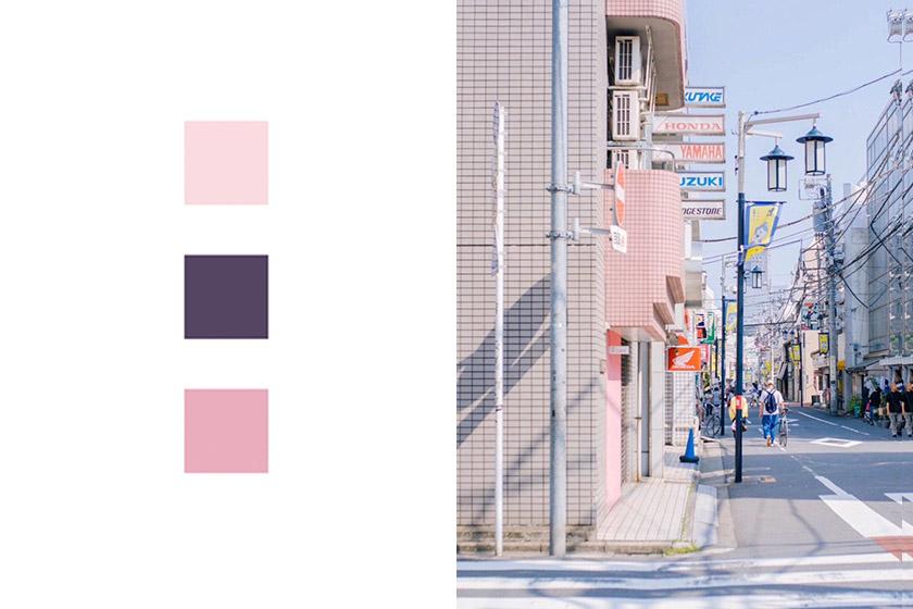 JAFCA Japan Reiwa Color Beautiful Harmony