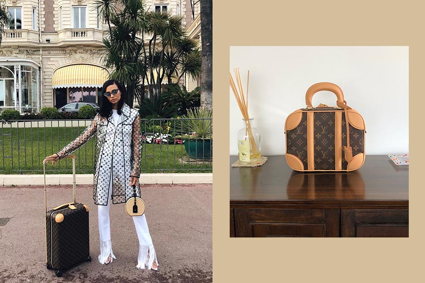 Louis Vuitton Luggage Is 50% Off at The Real Real