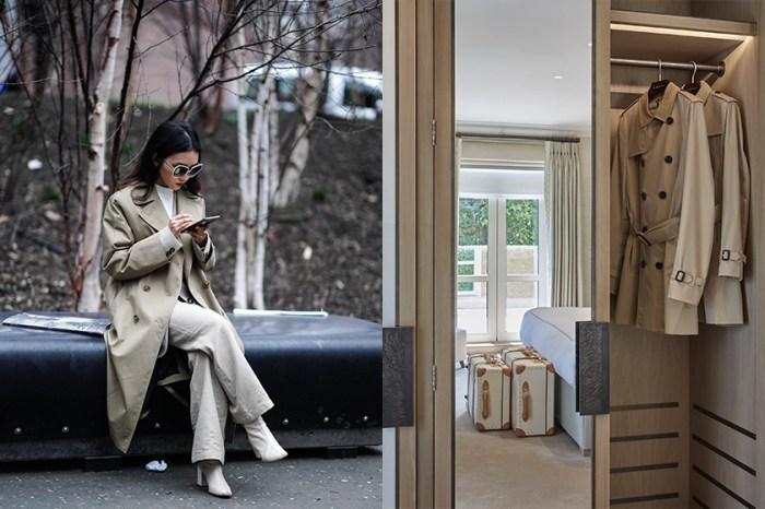 為什麼如此值得投資?關於 Burberry 最經典風衣的小細節,其實每個都是有用處的……