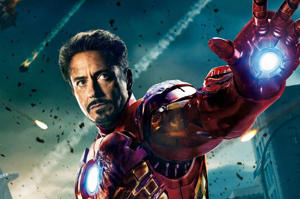 Robert Downey Jr. Iron Man casting video