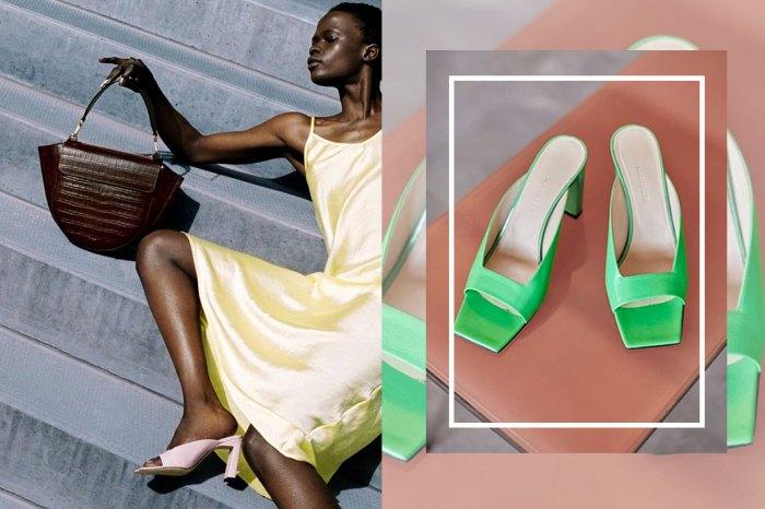 從人氣手袋進化至時尚鞋款設計!小眾品牌 Wandler 即將推出優雅性感的糖果色系高跟鞋