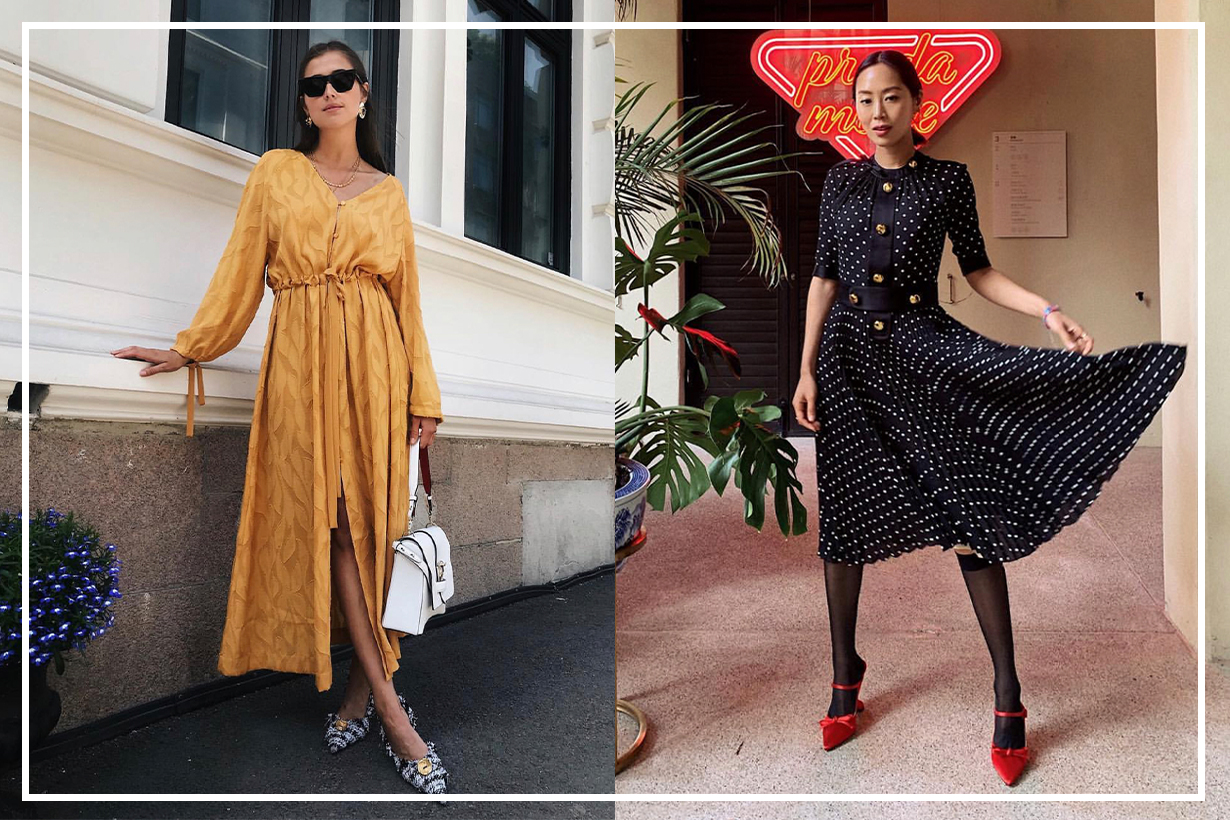 Wedding guest dresses for every shape, style and budget