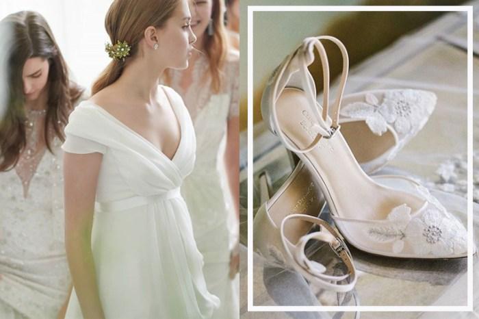 時尚報告:2019 年婚禮 10 大關鍵詞,這個細節的搜尋量急升 109%!
