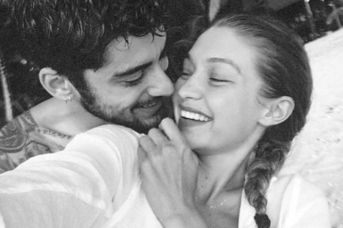 有種愛是你知道彼此一直在身邊,分手後 Zayn 告白:「除了愛和守護著她,我什麼都不做」