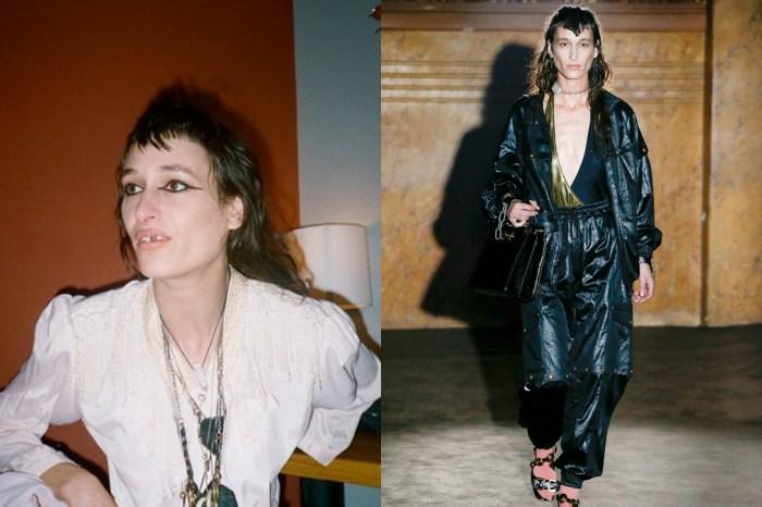 Gucci 都特別為她設計手袋,認識背後「缺牙」的靈感繆思 Zumi Rosow