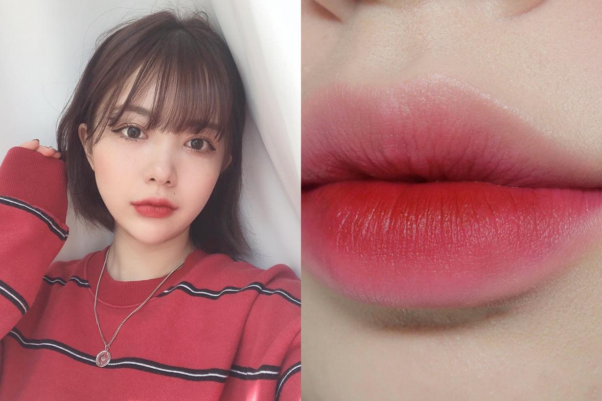 眼線筆竟然可以畫出「嘟嘟唇」效果?這招一定要向韓國美妝博主學起來!