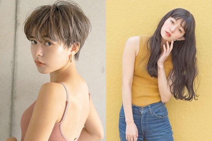 短髮留長的過渡期最令人頭痛,但這位日本髮型師提供了完美的解決方案!
