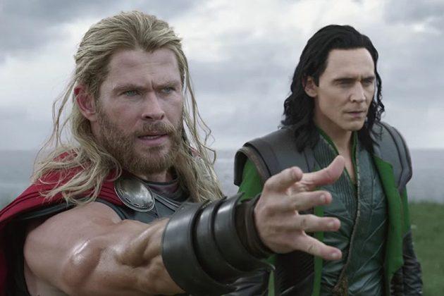 Marvel Avengers Loki Tom Hiddleston Thor