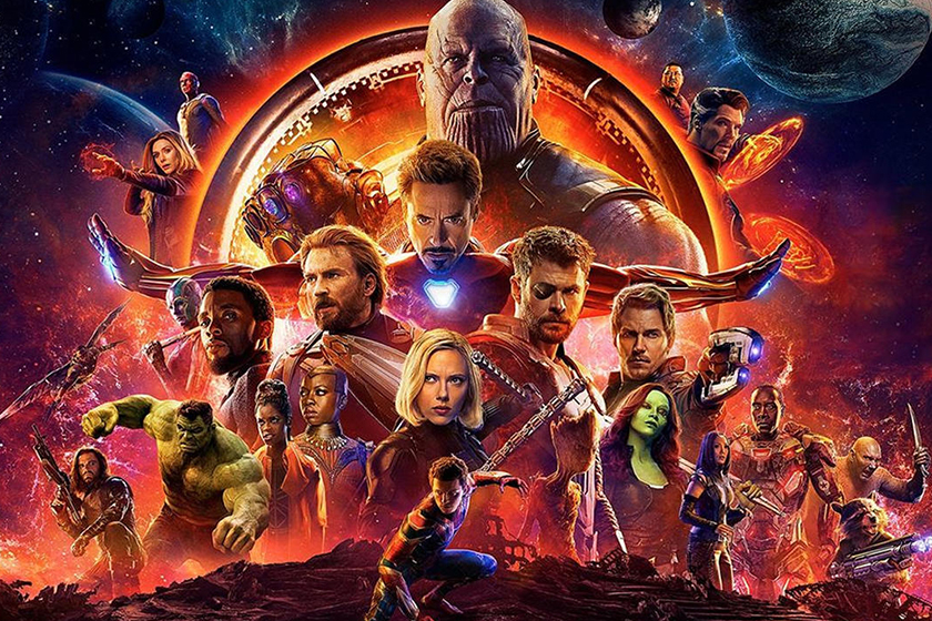 Marvel Avengers:EndGame Russo Brothers Back to back Shoot Sequel