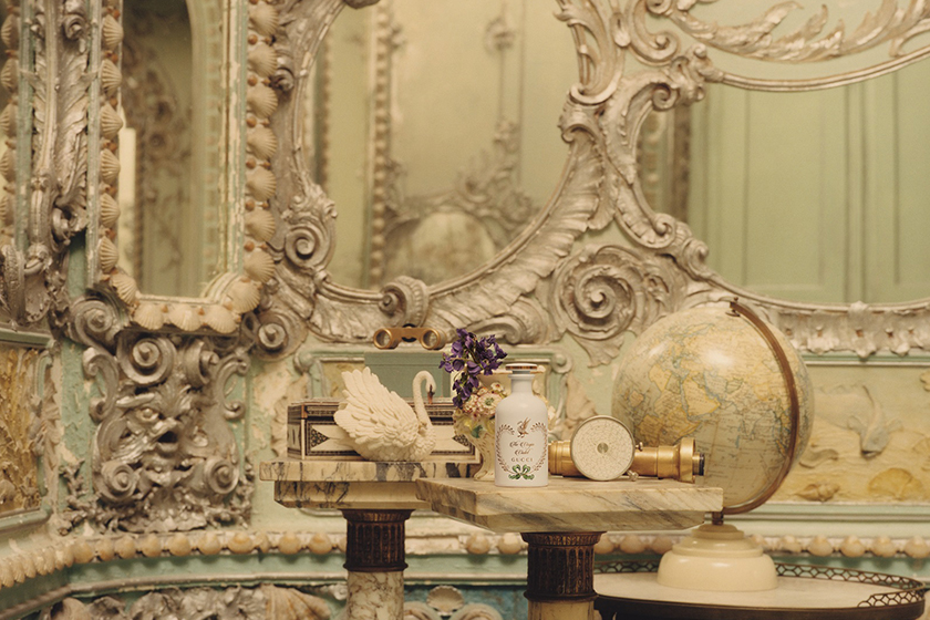 Gucci New Perfumes THE ALCHEMIST'S GARDEN Alessandro Michele